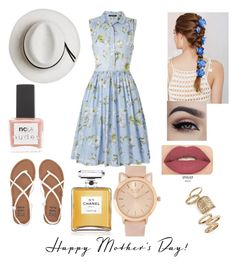 """mother's day!!!"" by bubblessssbaee ❤ liked on Polyvore featuring French Connection, Billabong, Calypso Private Label, ncLA, Chanel, Topshop, Smashbox, men's fashion, menswear and MothersDayBrunch"