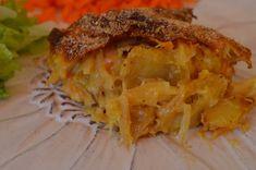 Noz Moscada e Gengibre: Bacalhau com natas