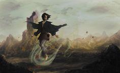 ArtStation - Taborlin the Great, Ignacio Morales
