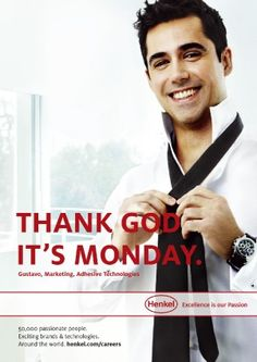 Henkel recruiting campagne