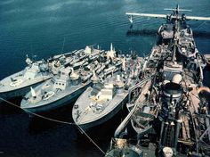 PT boats | The United States Navy's PT Boats of World War II BFD