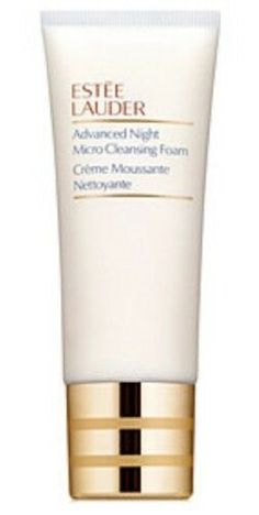 ESTEE LAUDER ADVANCED NIGHT MICRO CLEANSING FOAM 1FL. OZ NEW! #EsteLauder Estee Lauder Resilience Lift, Estee Lauder Nutritious, Travel Size Makeup, Purifying Mask, Travel Size Products, Cleanser, Minis, Sculpting, Beauty Products