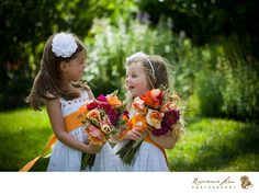 Children at weddings are always a great source of memorable moments to photograph. See for yourself in this serie of Images.