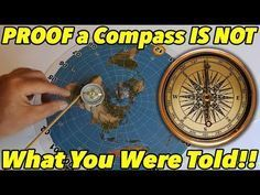 PROOF a Compass IS NOT What You Were Told!! | FLAT EARTH 14 pt2 - YouTube