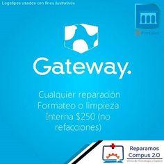 Promocion para laptops y equipos Gateway