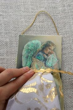 Beautiful Angel Ornaments to Make Holiday Crafts, Holiday Fun, Holiday Ideas, Fun Crafts, Crafts For Kids, Arts And Crafts, Christmas Angel Ornaments, Christmas Treats, All Things Christmas
