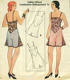 mccall chemise 6718, via Flickr.