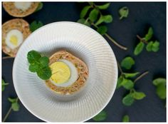 Indonesian Medan Food: Roulade Daging Isi Telur ( Beef Roulade with Eggs)