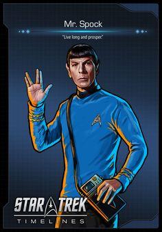 Spock from Star Trek: The Original Series