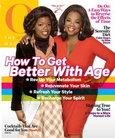 I will always love this picture of Oprah at 21. Gorgeous since just about, forever!