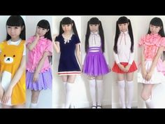 Outfits of the Week(2015): Back to School Outfits - YouTube