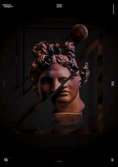 vaporwave sculpture Poster design made with the texture of the Planet Mars. Graphic Design Posters, Graphic Design Inspiration, Graphic Art, Roman Sculpture, Sculpture Art, Trippy Designs, Ancient Greek Sculpture, Vaporwave Wallpaper, Artistic Wallpaper