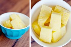 How to Freeze Pineapple - The Krazy Coupon Lady