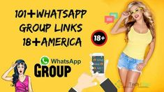 The Best Whatsapp Group Links 18 America latest And full active groups WhatsApp Groups Link and best Whatsapp Group Links America update group Best Group Names, Girls Group Names, Girl Group, Whatsapp Phone Number, Whatsapp Mobile Number, School Girl Pics, Whatsapp Group Funny, Usa Tv, Girl Number For Friendship