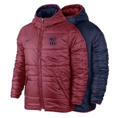 The Nike Alliance FC Barcelona Flip-It jacket provides you with the choice  of color 251e224c5ef