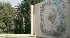 Musee Chagall in Nice