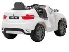 Carro Elétrico Infantil BMW X6 com Controle Remoto - Sons e Luzes e Entrada para Áudio - Bandeirante com as melhores condições você encontra no Magazine Ubiratancosta. Confira!