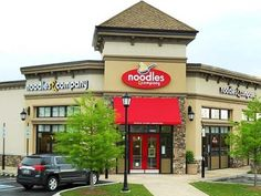Noodles and Company Restaurant. Cincinnati Restaurants, Noodles And Company, Fast Food Restaurant, Ohio, Exterior, View Source, Places, Outdoor Decor, Favorite Things