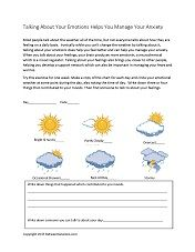 Between Sessions Mental Health Worksheets For Adults | Cognitive ...