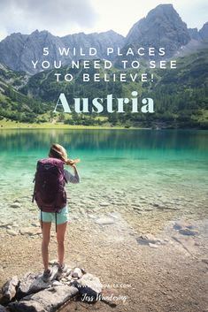 Five amazing hikes, mountains, and lakes in Austria you have to see! Trekking, Cool Places To Visit, Places To Travel, Yosemite Camping, Austria Travel, European Travel, Travel Inspiration, Beautiful Places, Scenery