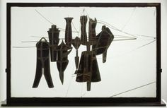 Marcel Duchamp, Neuf Moules Mâlic