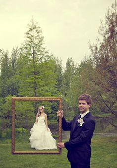 The picture perfect Bride!