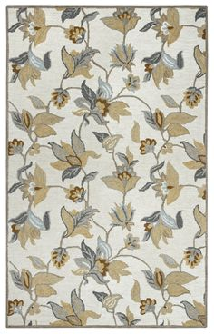 Rizzy Home Maggie Belle MB9719 Multi-Colored Floral Area Rug