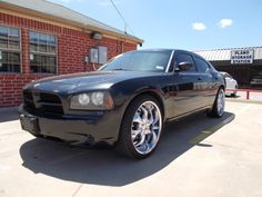 foose chip 22 custom painted wheels 2006 dodge charger r t pinterest wheels and chips. Black Bedroom Furniture Sets. Home Design Ideas