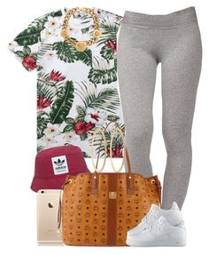 """""""Miss those bucket hats.."""" by livelifefreelyy ❤ liked on Polyvore featuring Penfield, adidas Originals, Forever 21, MCM, Versace, Roberta Chiarella and NIKE"""