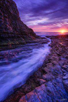 Davenport Sunset 2 by Shumon Saito on 500px  )