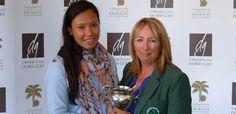 Krefting claims the 2014 Emirates Golf Club Ladies Club Championship