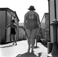 Early photos from the fight against obesity in America.  (Martha Holmes—The LIFE Picture Collection/Getty Images)