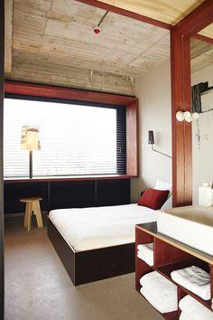 La maison d'Anna G.: Volkshotel Amsterdam