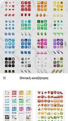 You should do this with your apps! Emoji Wallpaper, Aesthetic Iphone Wallpaper, Organize Apps On Iphone, Apps For Iphone, Emoji Combinations, Iphone App Layout, Iphone Home Screen Layout, Application Iphone, Phone Organization
