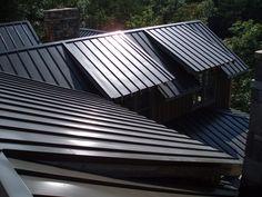 Best Drexel Metals Dark Bronze Metal Roof Metal Roofs 400 x 300