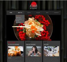 free Restaurant themes