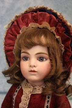 """Antique 27"""" (69cm) Gorgeous Bru Jne size10 French Bisque Bebe, Gorgeous outfit,"""