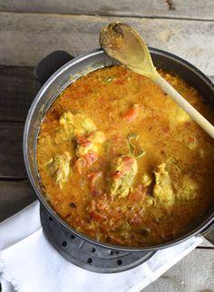 zuppa coda di rospo
