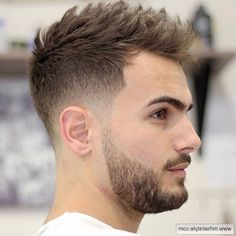 New Short Haircuts For Men Photos