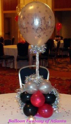 Centerpiece for Sweet 16