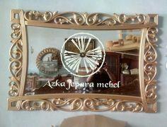 Pigura cermin, ukuran 120*80cm  Open order_Ajm  Wa :089625502576