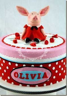 I love Olivia! I want this for MY birthday :)
