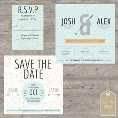 A personal favorite from my Etsy shop https://www.etsy.com/listing/231001874/printable-wedding-invitesmint-green