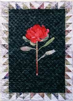 Waratah by Val Moore at SimplyVal