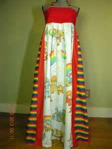 Rainbow Brite Dress i want