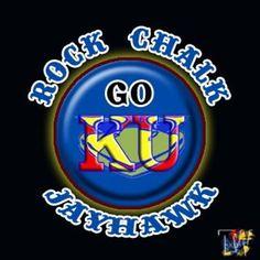 Go Jayhawks Ku Sports, Sports Logos, My Motto In Life, Ku Basketball, Go Ku, University Of Kansas, Kansas Jayhawks, Chicago Cubs Logo, Birthday Memes