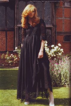 'Take me out to the prom. I dare you': i-D, Sept. 2008 Lily Cole - Model Pierre Bailly - Photographer Cathy Kasterine - Fashion Editor/Stylist Stephen Low - Hair Stylist Mary Jane Frost - Makeup Artist
