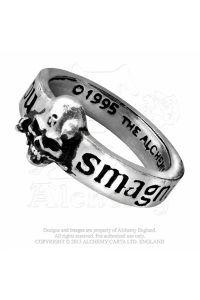 Alchemy Gothic Ring The Great Wish Gothic Wedding Rings Gothic Engagement Ring Gothic Rings