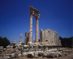 Lebanon, Mashnaqa ,Roman temple