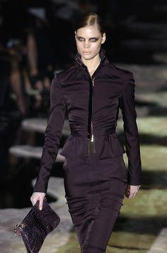 ☆ Adina Fohlin at Gucci | Fall/Winter 2004 ☆